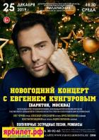 Новогодний концерт с Евгением Кунгуровым